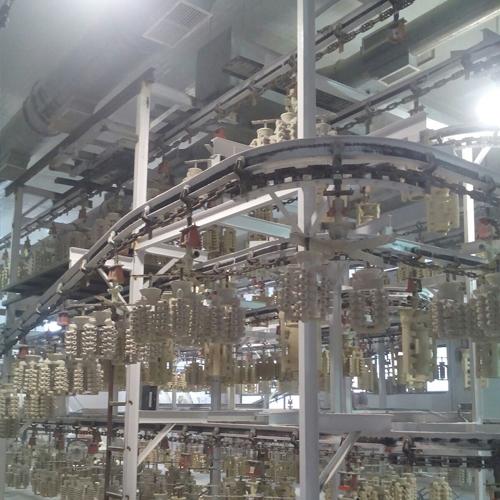 Overhead Trolley Conveyor Industrial Conveyor Systems